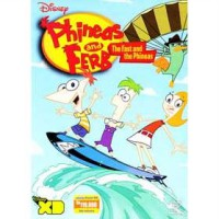 [DVD] Phineas and Ferb : The Fast and the Phineas [Licensed Indonesia]