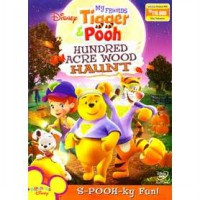 [DVD] My Friends Tigger & Pooh : Hundred Acre Wood Haunt [Licensed Indonesia]