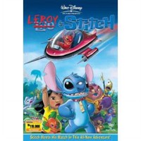 [DVD] Leroy & Stitch [Licensed Indonesia]