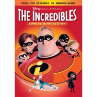 [DVD] THE INCREDIBLES [Licensed Indonesia]