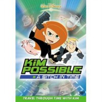 [DVD] KIM POSSIBLE - STITCH IN TIME [Licensed Indonesia]