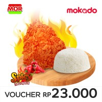 MOR Deals 5: 1 NASI + 1 SPICY FRIED CHICKEN