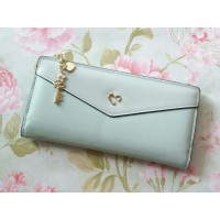 Dompet import My Love Green