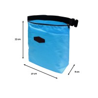 ICONIC INSULATED LUNCH BAG - ICONIC
