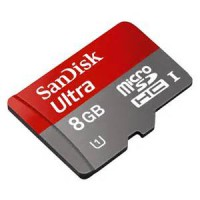micro sd sandisk 8gb