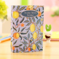 Sticky Notes Folder Fancy / Label Note Kertas Catatan Mini Lucu Murah Imut