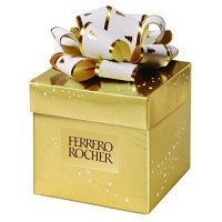 [poledit] Ferrero Rocher Xmas Gift Box - 6 Piece 75g Mini Cube (T1)/14702987
