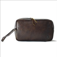 Leather Pouch Bag - Tas Pouch - Alces III