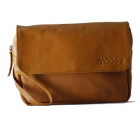 Leather Pouch Bag - Tas Pouch - Alces IV