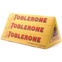 [poledit] Toblerone Swiss Milk Chocolate With Honey & Almond Nougat 1 LB 15.68 oz (T1)/14702682