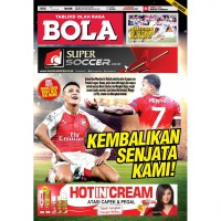 [SCOOP Digital] Tabloid Bola / ED 2634 OCT 2015