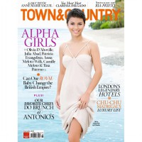[SCOOP Digital] TOWN & COUNTRY Philippines / SEP 2013