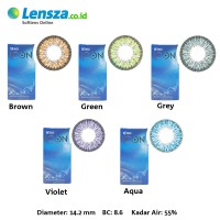 [Luxury Softlens] Omega Icon Softlens Warna