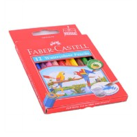 Pensil Warna Faber Castell Water Color 12 Warna
