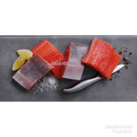 Ikan Trout Salmon Fillet Boneless 200gr