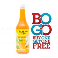 [BUY1GET1] Tropicana Slim Sirup Orange Jeruk 750ml
