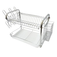 Orion - Rak Piring / 2 layer Dish Rack C1302-16
