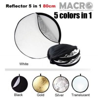 REFLECTOR 5 IN 1 80CM