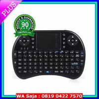 #Mouse & Keyboard Bundle Mini Keyboard & Mouse Wireless- i8, Touchpad, 92 Key, Fly Air Mouse