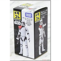 TOMICA STAR WARS #18 FIRST ORDER STORMTROOPER OFFICER