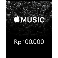 Itunes Gift Card Indonesia 100rb / IGC INDO 100K