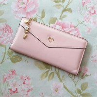 Dompet import My Love Soft Pink