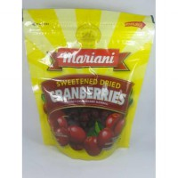 Cranberries Dried Fruit MARIANI 170gr