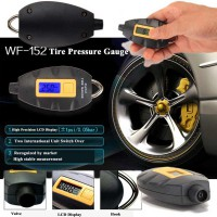 Portable Pocket Digital Car Tire Pressure Alat Ukur | Pengukur Tekanan Angin Ban Mobil Minimalis