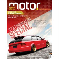 [SCOOP Digital] MOTOR / ED 80 OCT 2016