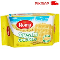 ROMA BISKUIT CREAM CRACKERS 135G x 2