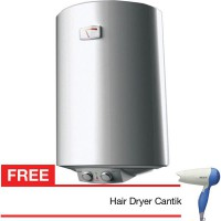 Water heater pemanas air Midea D50 15 EN2 kapasitas 50 liter + hadiah hair dryer cantik
