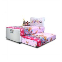 Elite Kasur Springbed Fairy 2in1 - Full Set Fairy - 100x200