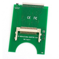 [poledit] Uxcell CF Compact Flash to 44 Pin 2.5` IDE Male Adapter Converter Card/10109130