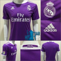 Jersey REAL MADRID Away Session 2016 - 2017