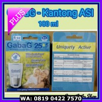 (Dijamin) GabaG Kantong ASI / Breastmilk Storage 180 ml