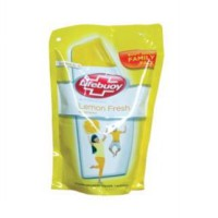 Lifebuoy Sabun Mandi Cair Refill Lemon Fresh Pch 450ml