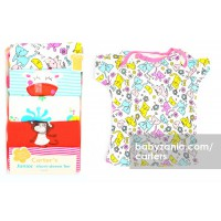 Carter's Kaos Pendek 5 Pack - Girl