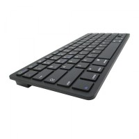 Wireless Bluetooth Multimedia Keyboard for Windows / Android / iOS
