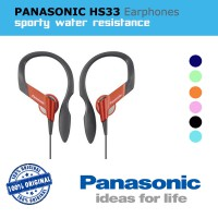 Panasonic RP-HS33 Sporty Water Resistant
