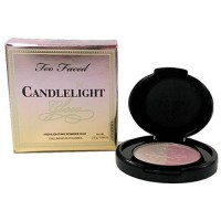 [poledit] Too Faced Candlelight Glow Highlighting Powder Duo ~ Rosy Glow ~ Travel Size (R2/14637737
