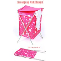 keranjang multifungsi / laundry bag basket