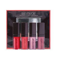 [poledit] Laura mercier Laura Mercier Mini Lip Glace Collection Festive Brights Boxed (T1)/14637474