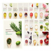 [15 variant] Innisfree It's Squeeze Real Mask