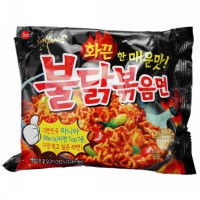 SAMYANG HOT SPICY CHICKEN RAMEN - 1PC
