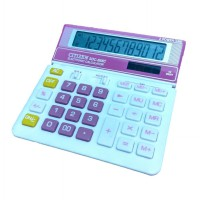 Citizen SDC 868C Electronic Calculator Kalkulator Dekstop 12 Digit Mirip SDC 868L