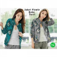 39274 JAKET FLOW ROSE NV00103