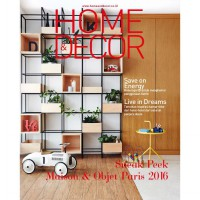 [SCOOP Digital] HOME & DECOR Indonesia / AUG 2016