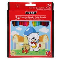 Joyko Color Pencil CP-24PB (24 color)