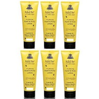 [poledit] The Naked Bee Lavender & Beeswax Absolute Hand and Body Lotion 2.25 fl oz, 6 Pac/14636609