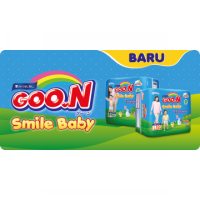 (PROMO) Goon Pampers Smile Baby PANTS M20/ L20